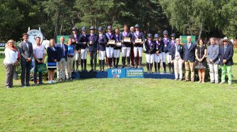 Longines FEI European Championships for Children, Juniors and Young Riders Sport