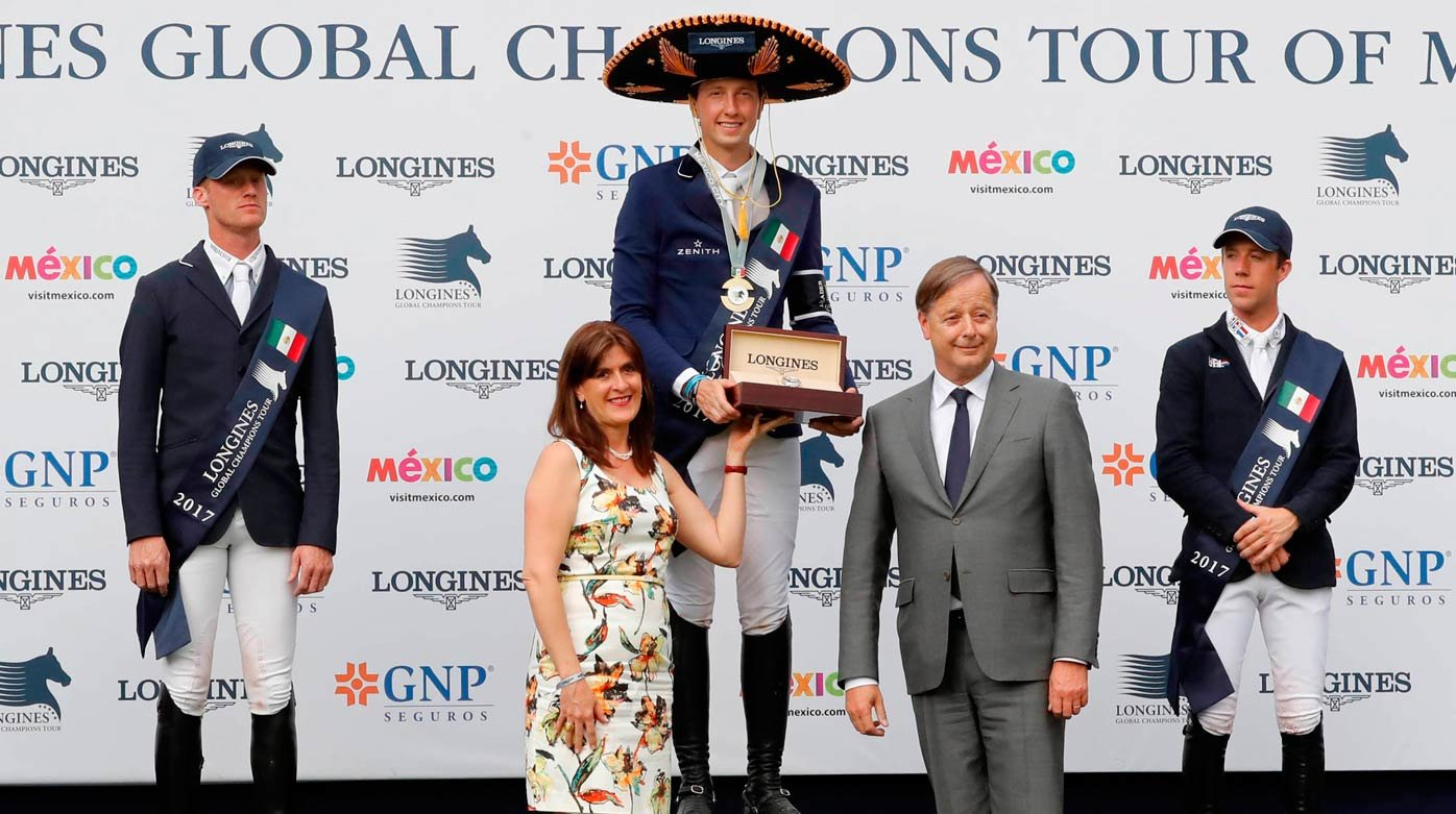 Longines - Longines Global Champions Tour 2017 in Mexico City