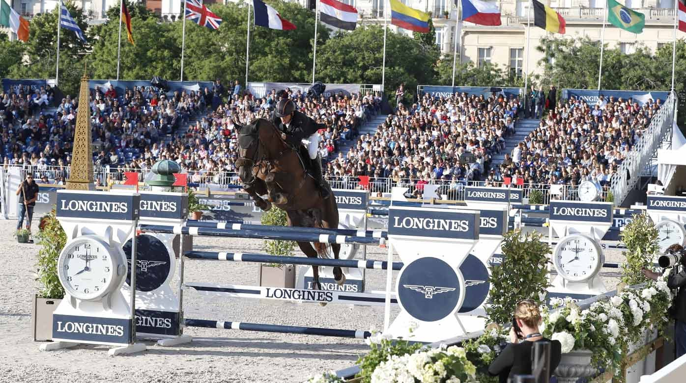 Longines - The Longines Paris Eiffel Jumping