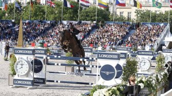 Longines Paris Eiffel Jumping Sport