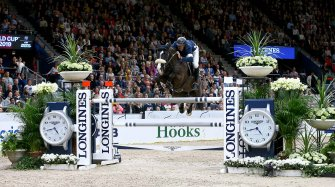 Steve Guerdat wins in Gothenburg Sport