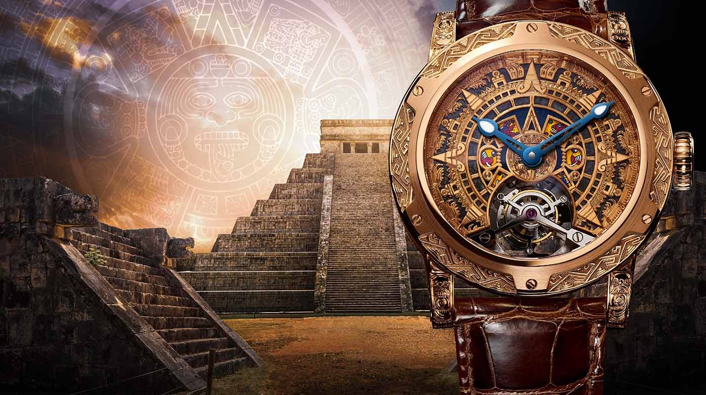 Louis Moinet - Only Mexico