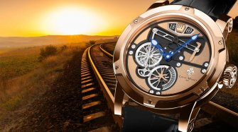 Railroad watches: Louis Moinet pays tribute to a transcontinental triumph Trends and style