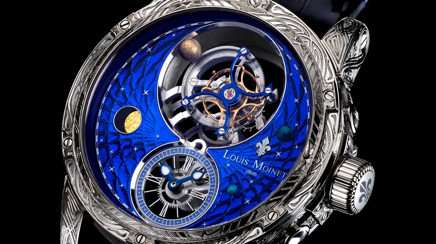 Louis Moinet - Space Mystery