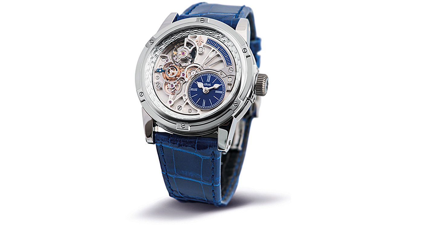 Louis Moinet - Charity auction in Geneva