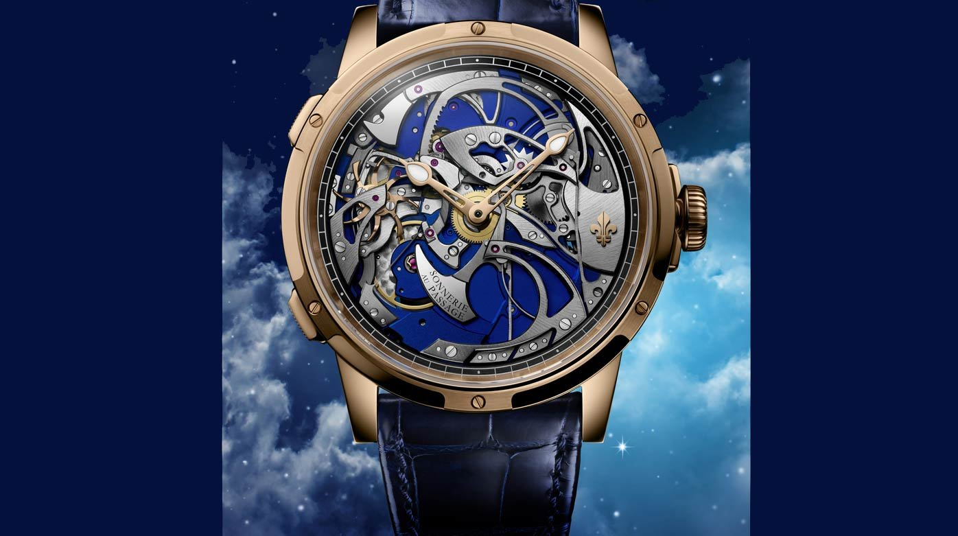 Louis Moinet -  Ultravox
