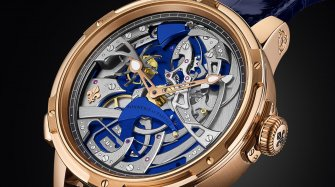 Ultravox – the first-ever Hour Strike by Louis Moinet  Industry News
