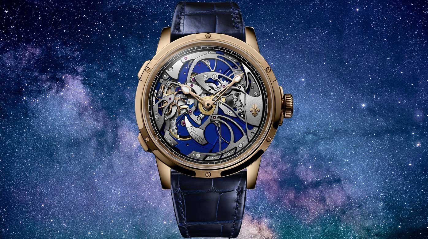 Louis Moinet - A journey to the heart of the Ultravox