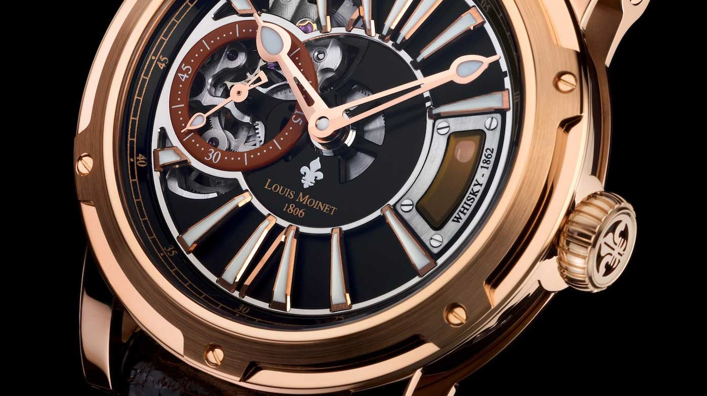 Louis Moinet - Whisky Watch