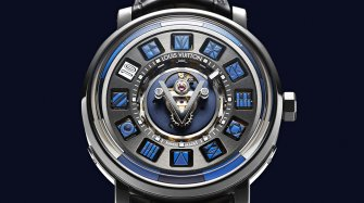 Escale Spin Time Central Tourbillon