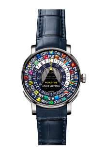 Escale Worldtime Blue