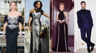 78th Annual Golden Globe Awards Trends and style