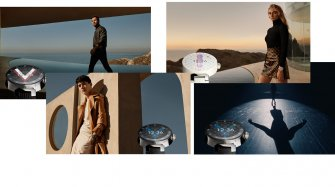 New Tambour Horizon advertising campaign