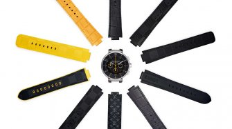 Make it yours: Louis Vuitton's watch personalisation service