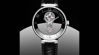 Tambour Moon Mystérieuse Flying Tourbillon Trends and style