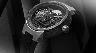 The Tambour Curve Flying Tourbillon Poinçon de Genève