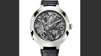 Voyager Minute Repeater Flying Tourbillon Innovation and technology