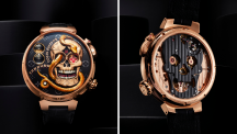 Haute horlogerie with a twist