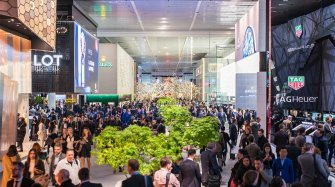 LVMH will be present at Baselworld 2020