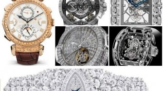 Million-dollar watches