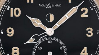 Montblanc 1858 Automatic Dual Time Trends and style