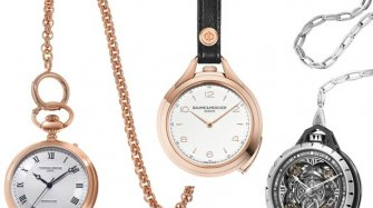 Is the pocket watch back in vogue? Trends and style