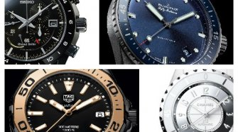 Ceramic watches at Baselworld Trends and style