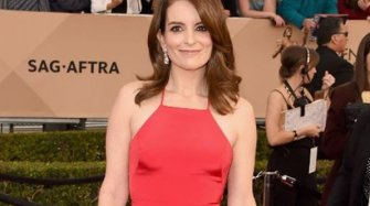 Tina Fey wears Mouawad at 2016 SAG Awards Arts and culture
