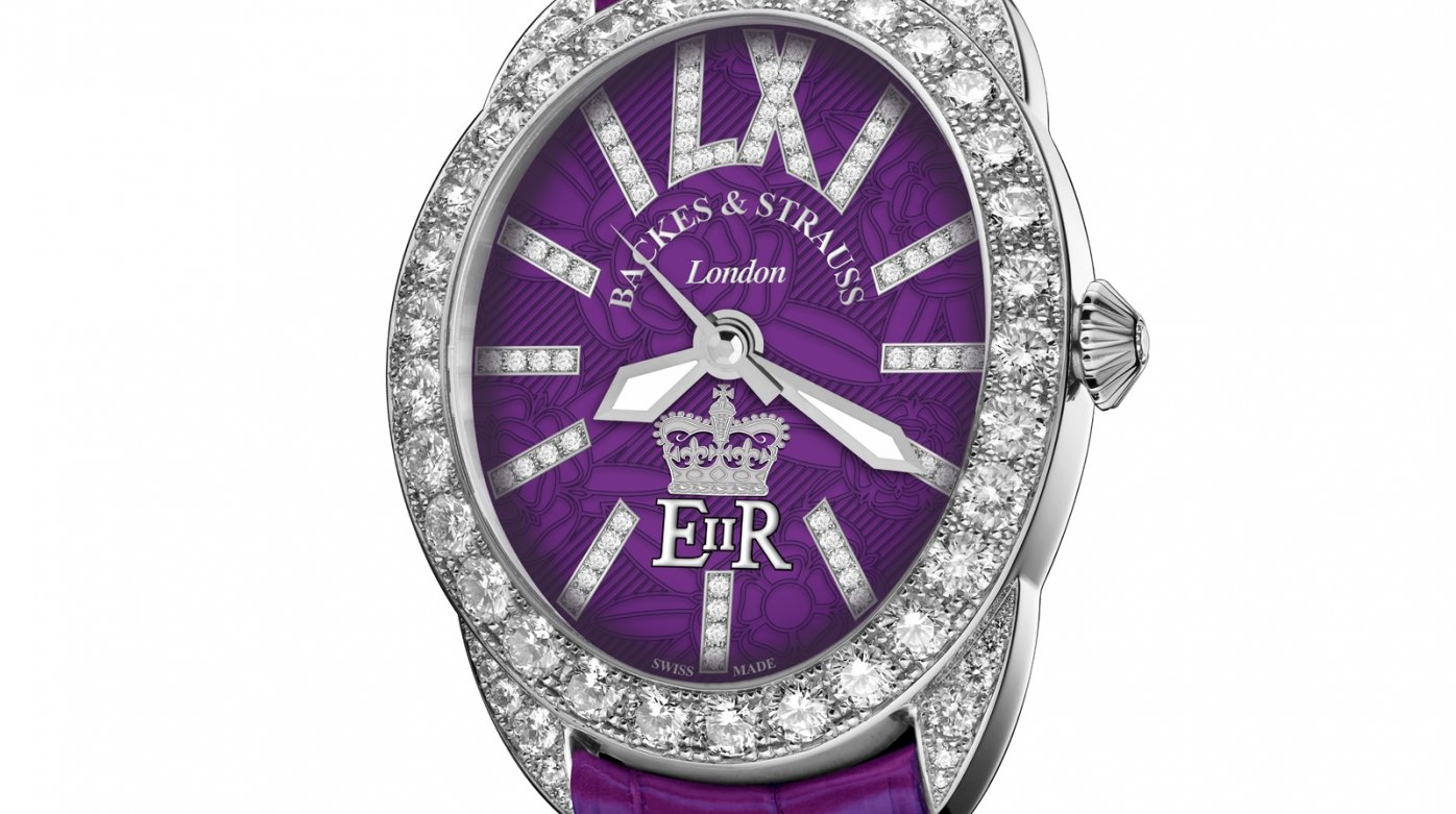 Backes & Strauss - The Diamond Jubilee Regent Collection