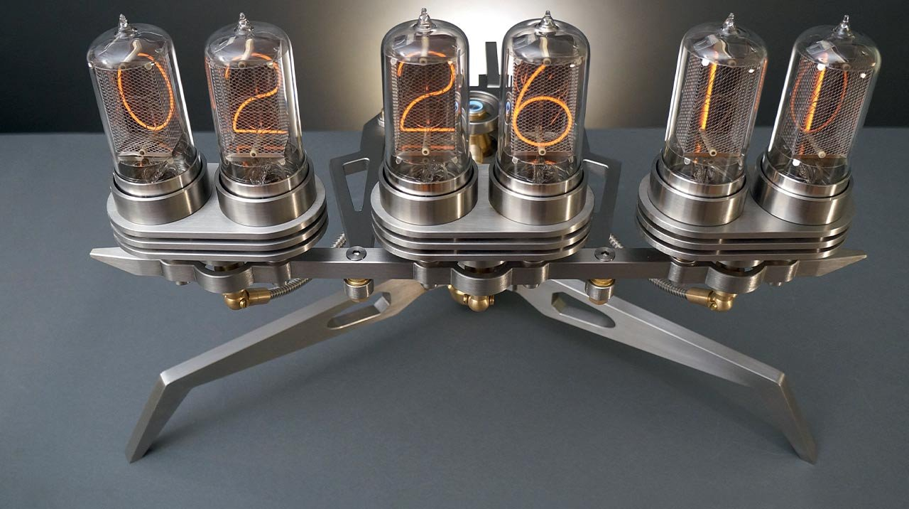 M.A.D.Gallery  - Nixie Machine III