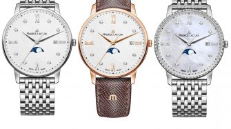 Eliros Lady 35 mm Moonphase Style & Tendance