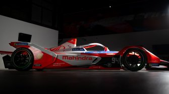 Official Timekeeper of Mahindra Racing Sport