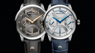 Masterpiece collection triple rétrograde