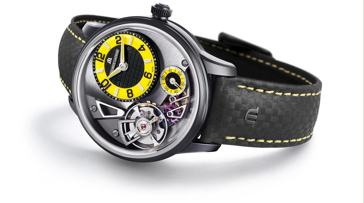 Maurice Lacroix - Masterpiece Gravity Limited Edition