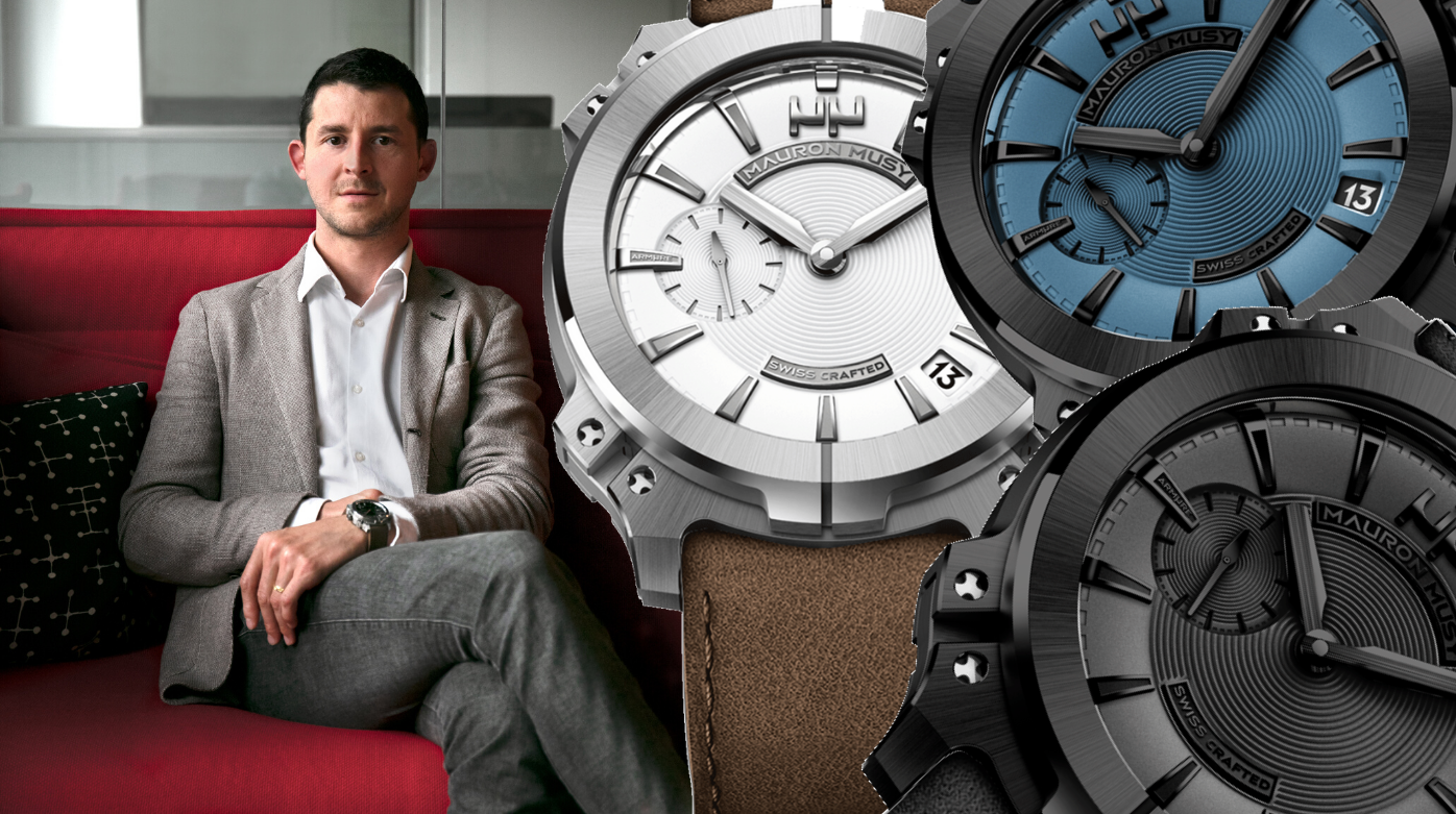 Mauron Musy - Ten Minutes With Christophe Musy: Discover The Man Behind Mauron Musy