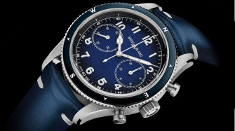 Montblanc 1858 Automatic Chronograph  Trends and style