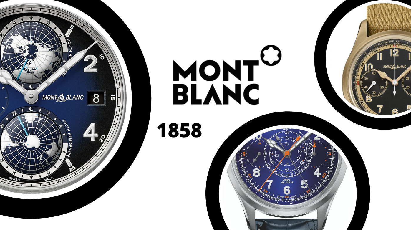 Montblanc - Vintage for the Modern Man