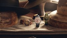 Montblanc: Bronze, Gold and Adventure