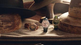 Montblanc: Bronze, Gold and Adventure Trends and style