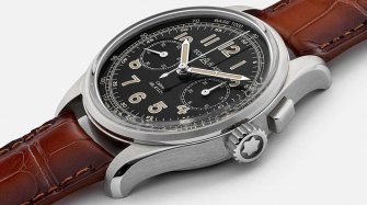 New 1858 Monopusher Limited Edition Watch Trends and style