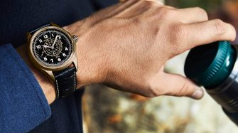 Montblanc 1858 Split Second Chronograph Limited Edition Trends and style