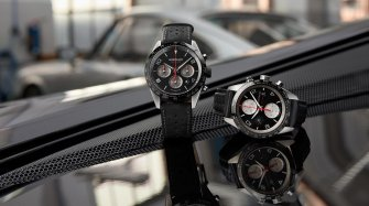 Official Timing Partner of the Goodwood Festival of Speed Sport