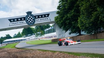 Official Timing Partner of Legendary Goodwood Festival of Speed