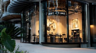 Art in Time Retail