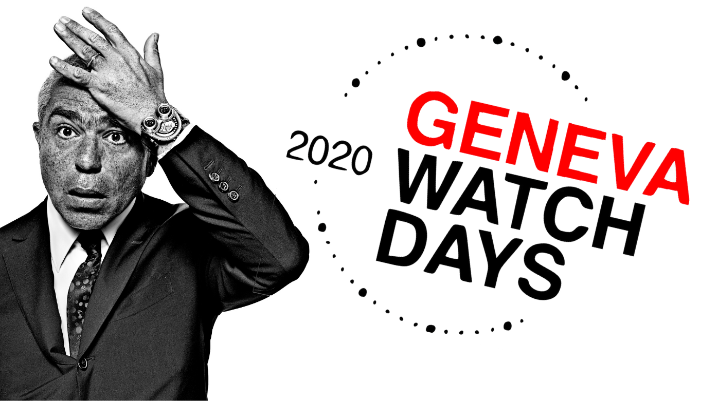 "Chronopassion - Laurent Picciotto: ""My top picks from the Geneva Watch Days"""