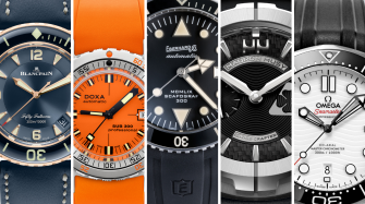 How Watches Conquered The Ocean Depths Trends and style
