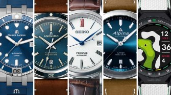 The best of Baselworld's affordable watches Trends and style