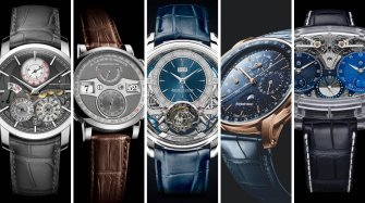 Top Five Complicated Watches Innovation and technology