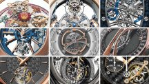 A tour of the tourbillons