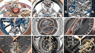 A tour of the tourbillons Trends and style